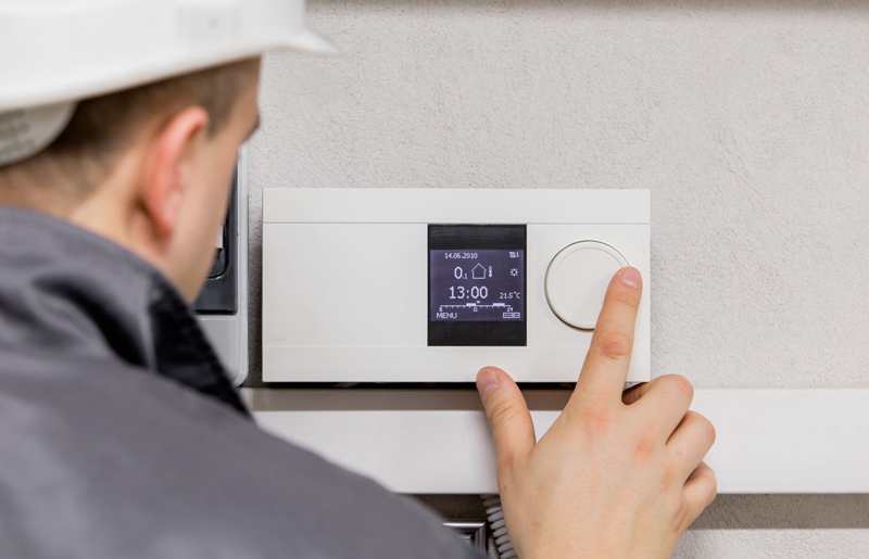 Cool Sparky electricians maintain, instal and repair ducted air conditioner systems