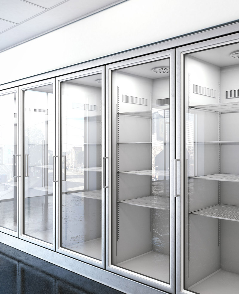 We maintain and repair all commercial refrigeration.