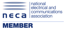 Cool Sparky are members of the National Electrical and Communications Associationa